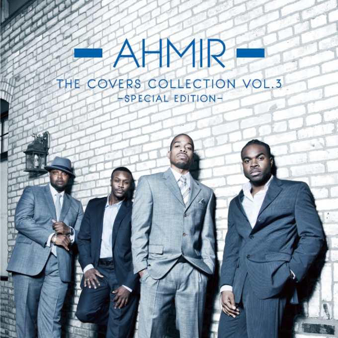 AHMIR / The Covers Collection Vol.3