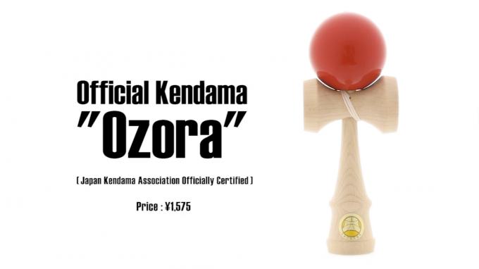 "Official Kendama / ""OSORA"" VP"