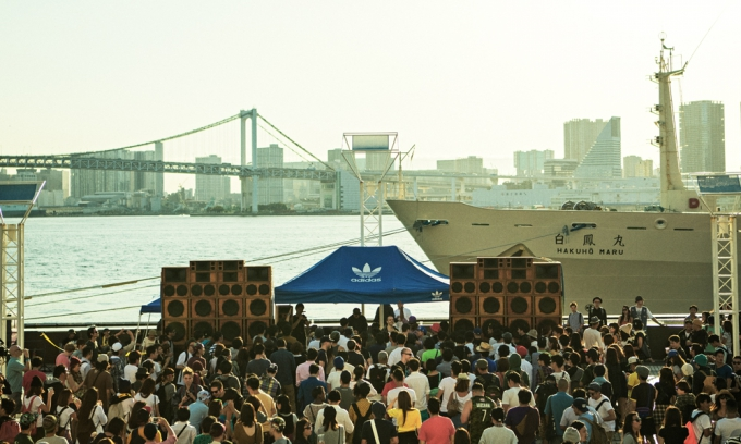The Do-Over TOKYO 2014 presented by adidas Originals
